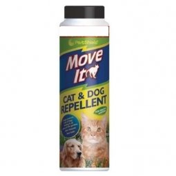 Large 600g PestShield Move It Cat & Dog Garden Repellent Non Toxic 100% Natural