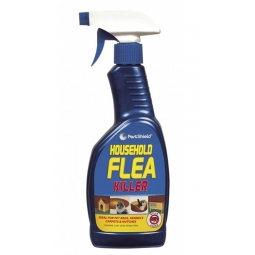 PestShield - Household Flea Killer - 500ml - Trigger Spray