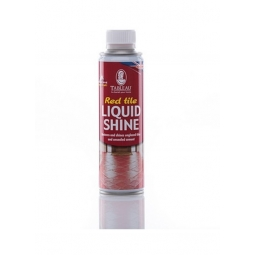 Red Tile Liquid Shine