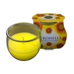 Prices Citronella Jar Candle Outdoor Dining Pest Control Glass Candle 25H Burn