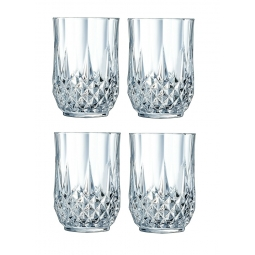 4 Whisky Tumblers