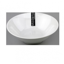 White 7 Inch Coupe Porcelain Dinner Serving Bowls Soup Pasta Salad Side Dish