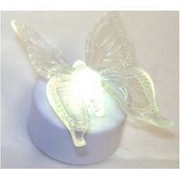 Premier Butterfly LED Colour Changing Tea Light Candles