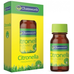 Chatsworth Citronella Fragrance Oil Outdoor Use Pest Control Bug Repellent 10ml
