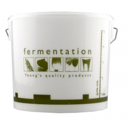 5 Litre Home Brewing Plastic Fermentation Vessel Bucket With Lid Brew Equipment