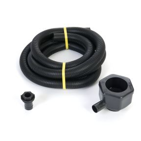 Ward 3M Water Butt Rain Diverter Pipe Extention Downpipe Overflow Filler Kit