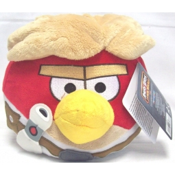 Angry Birds Star Wars 8 Inch Soft Plush Toy Special Edition Teddy Collection-Luke Skywalker
