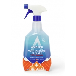 Astonish Multi Purposes Household Cleaner With Bleach Kitchen Bathroom 750ml