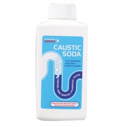 Homecare Caustic Soda Original Drain Cleaner Granules Degreaser Sanitiser 500g