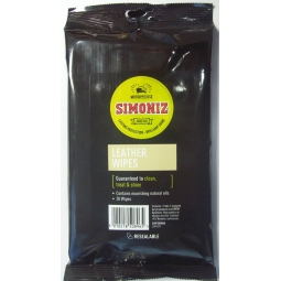 Simoniz Car & Home Leather Clean Protection & Care Wipes 40 Wipes in total