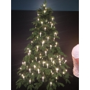 30 Clip On Candle Tree Lights